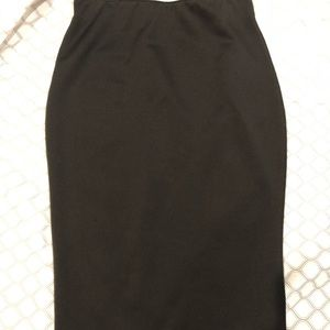 Black Apt. 9 pencil skirt